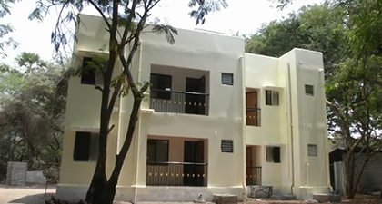 A six-lakh flat developed by IIT-Madras