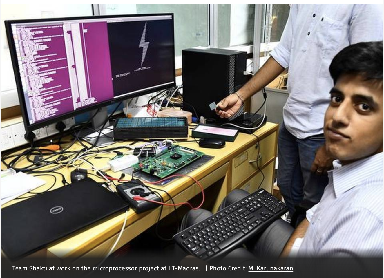 IIT Madras powers up a desi chip