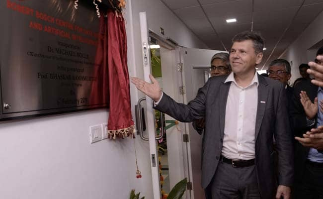 Center for Data Science and AI opened at IIT Madras