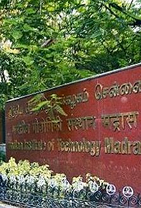 IIT Madras is India's best engineering institute