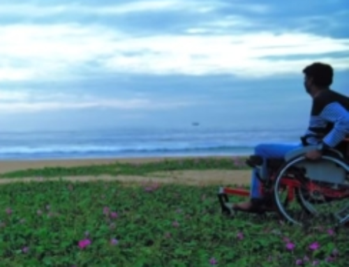 IITM Arise Standing Wheelchair: Allows the user to independently rise to a standing position.